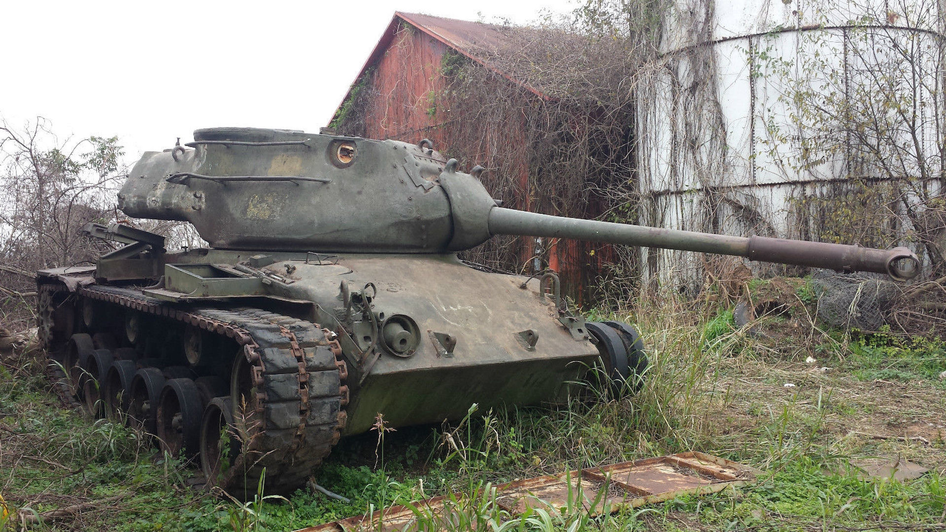 Military Tanks For Sale - Tank For Sale On Ebay Some Assembly Required