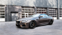BMW M6 Convertible tuned to 800 hp can hit  330 km/h