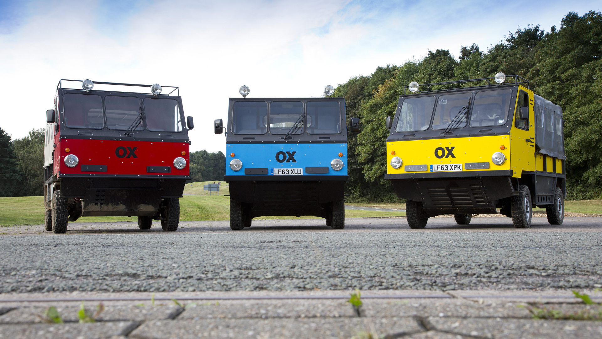 World's first 'flat-pack' truck revealed for developing nations