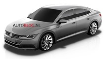 Say hello to the 2018 VW CC