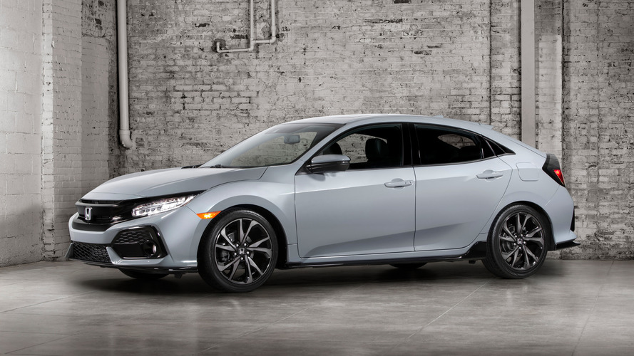 2017 Honda Civic hatchback coming to the U.S. this fall