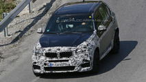 2015 BMW X5 M spy photo