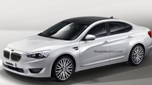 10 Kia models envisioned with BMW's kidney grille