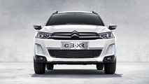 Citroen C3-XR revealed, goes on sale in December