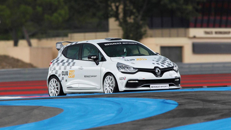 2014 Renault Clio Cup announced