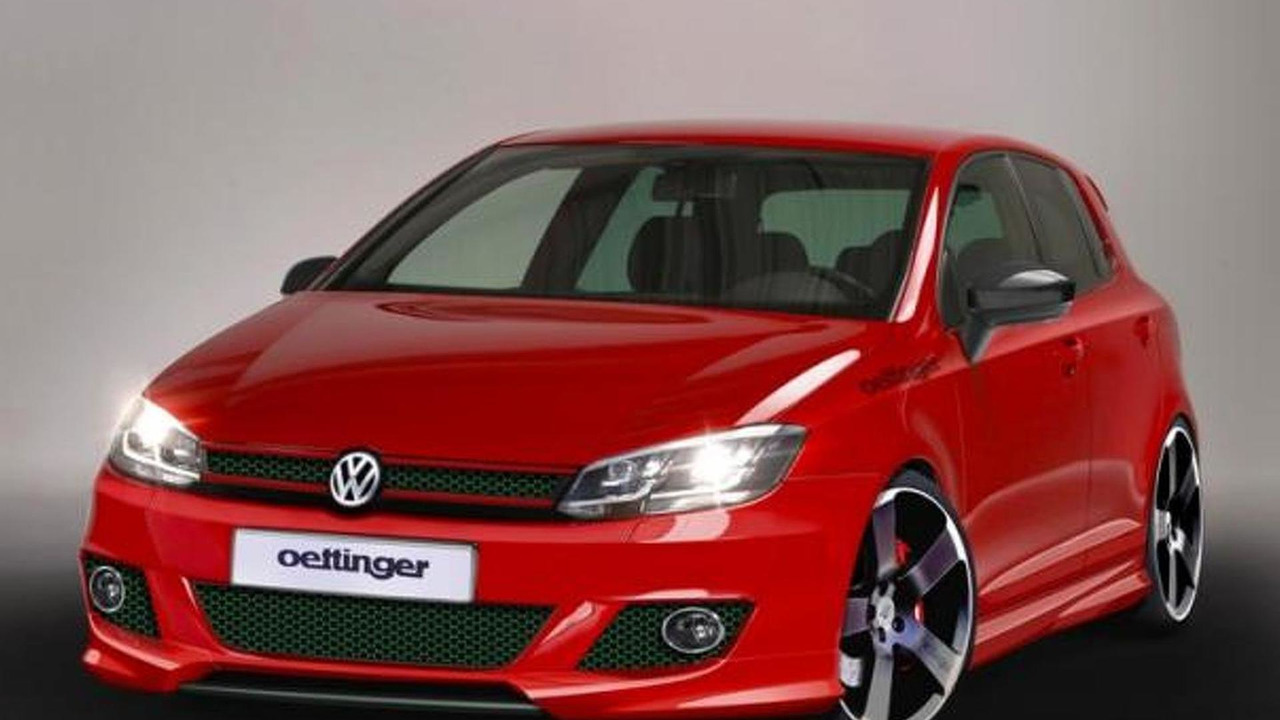 Volkswagen Golf VII by Oettinger 17.10.2012