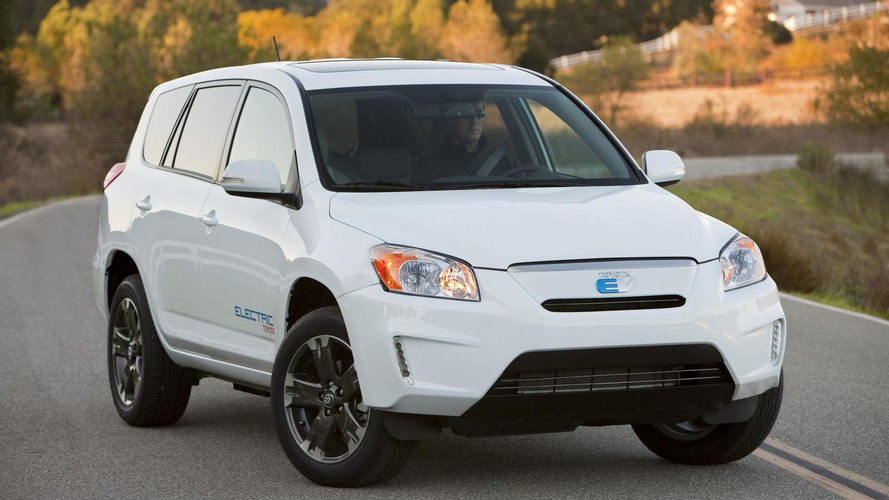 Toyota RAV4 EV to be discontinued, deal with Tesla Motors not being renewed