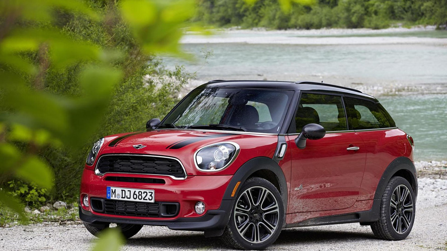 MINI Countryman & Paceman gain new John Cooper Works styling packages