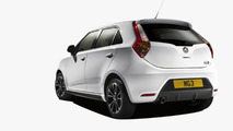 2014 MG3 priced from 8,399 GBP (UK)