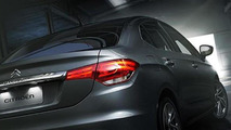 2013 Citroen C4 Sedan for Latin America 23.04.2013
