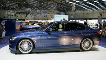 Alpina B3 Bi-Turbo sedan and touring wagon revealed in Geneva