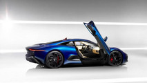 Bond villain to drive the Jaguar C-X75 in SPECTRE
