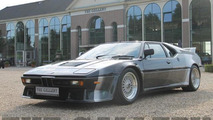 1981 BMW M1 with AHG package on sale for 229,500 EUR