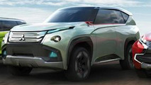 Mitsubishi reveals three concepts for Tokyo Motor Show