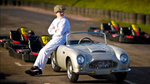 Aston Martin DB Convertible Junior unveiled, a 16,500 GBP toy car that can do 46 mph [video]