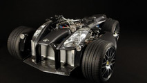 Ferrari-powered Wazuma V8F Matt Edition four-wheeler is oddly intriguing