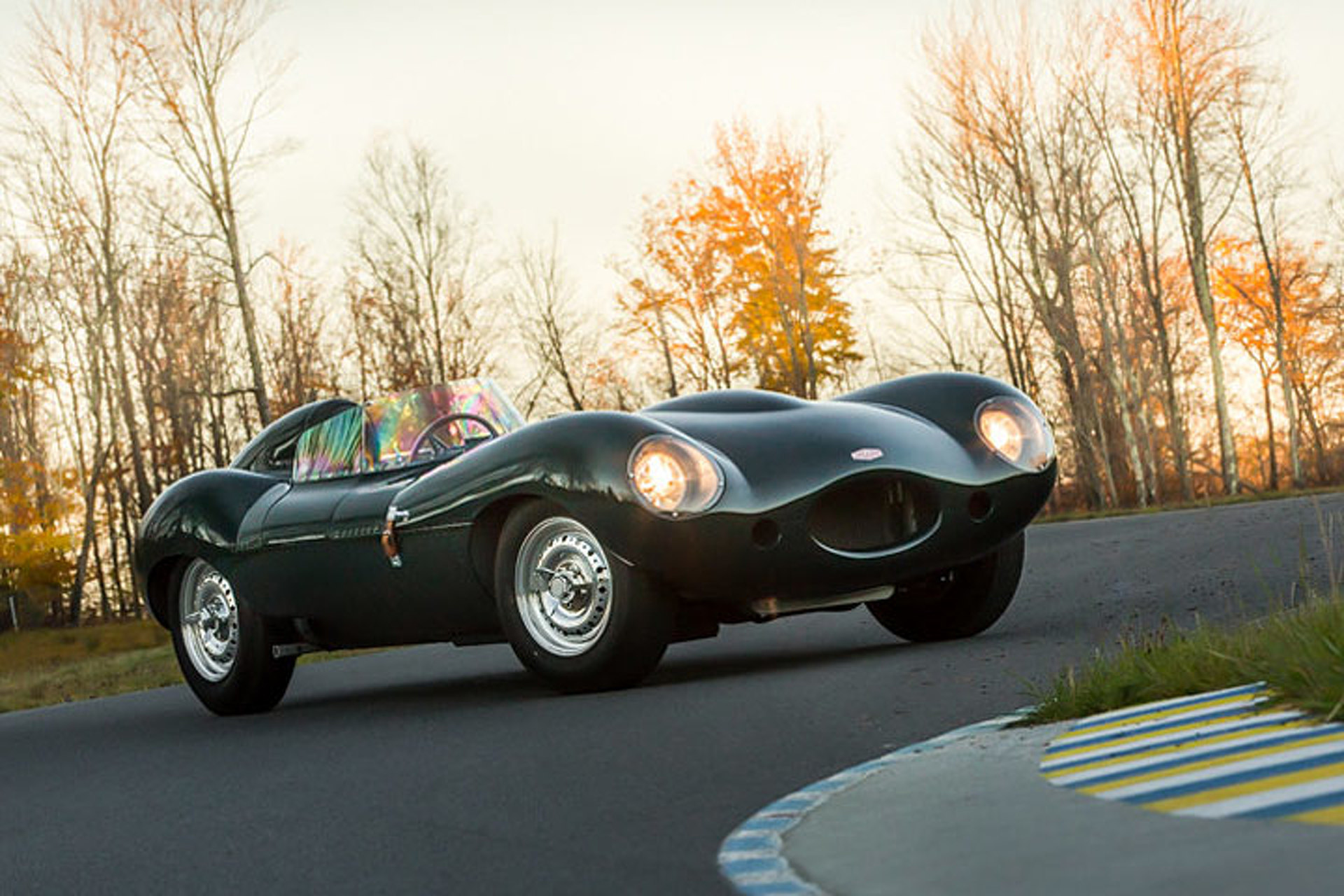 This Tempero Jaguar is a D-Type, Minus the Million Dollar Price