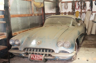 This '59 Corvette is a Father and Son's Labor of Love