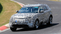 Land Rover Range Rover Sport Coupe Spied on Track
