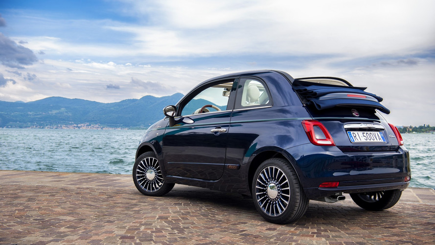 Fiat 500 Riva Revealed As Speedboat Inspired Special Edition