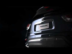2012 Nissan Pathfinder Concept Rear View Teased