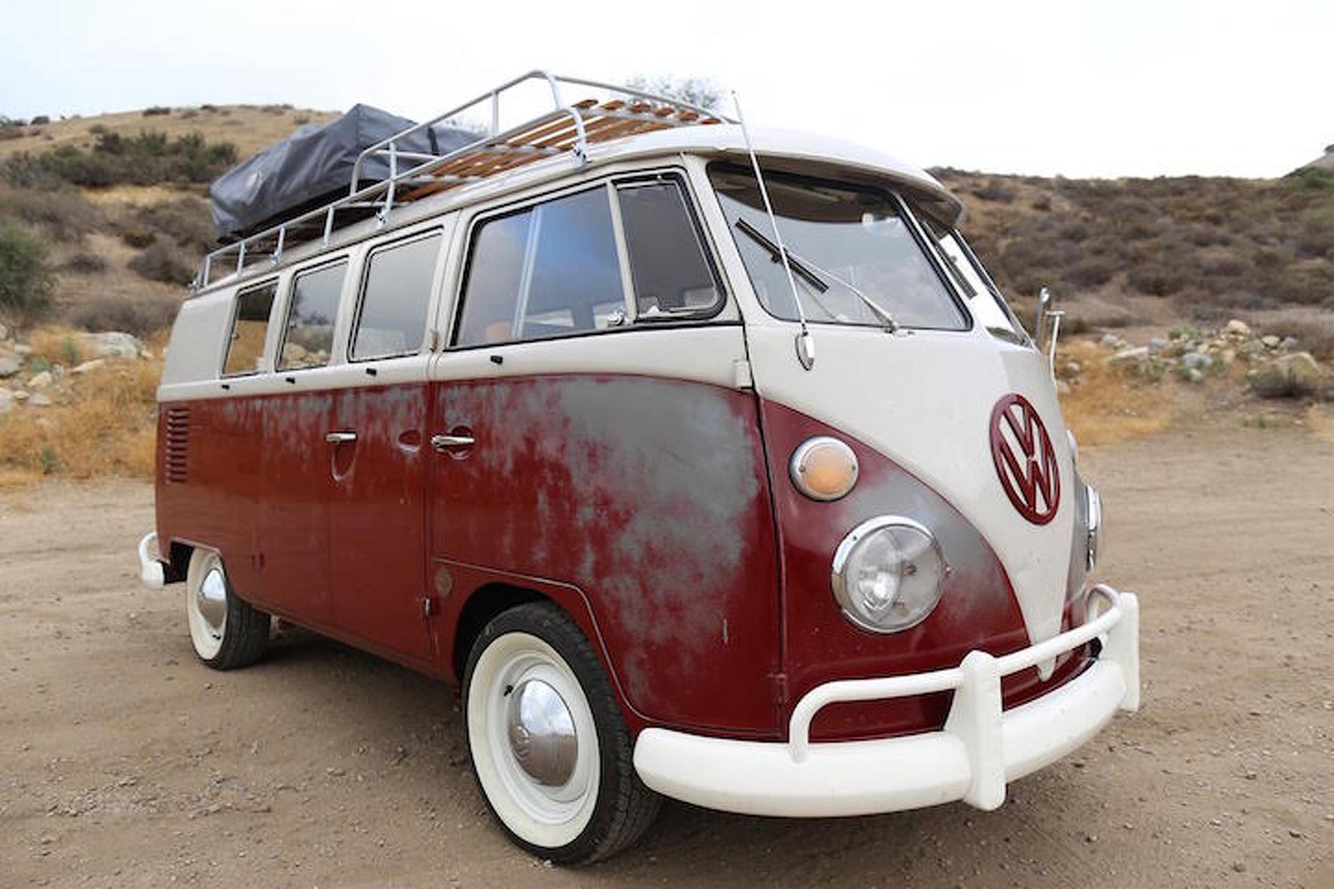 ICON's 1967 Volkswagen Bus Derelict is Absolutely Groovy, Man