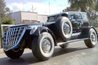 Video: Custom Jeep is Downright Confusing