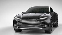 Aston Martin DBX confirmed for production