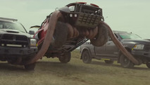 Monster Trucks movie trailer... WTF?