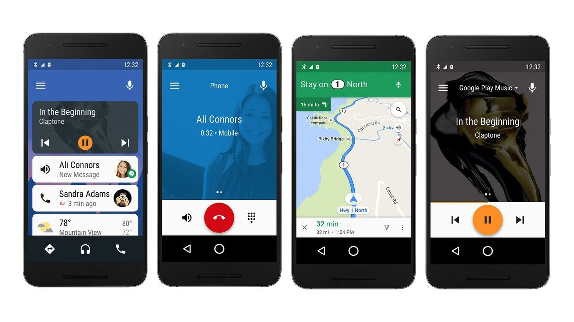 android auto standalone app coming soon with waze support. Black Bedroom Furniture Sets. Home Design Ideas