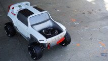 Tesla Allterrain concept imagines upcoming pickup