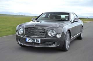 Bentley Mulsanne Speed Gets the Green Light