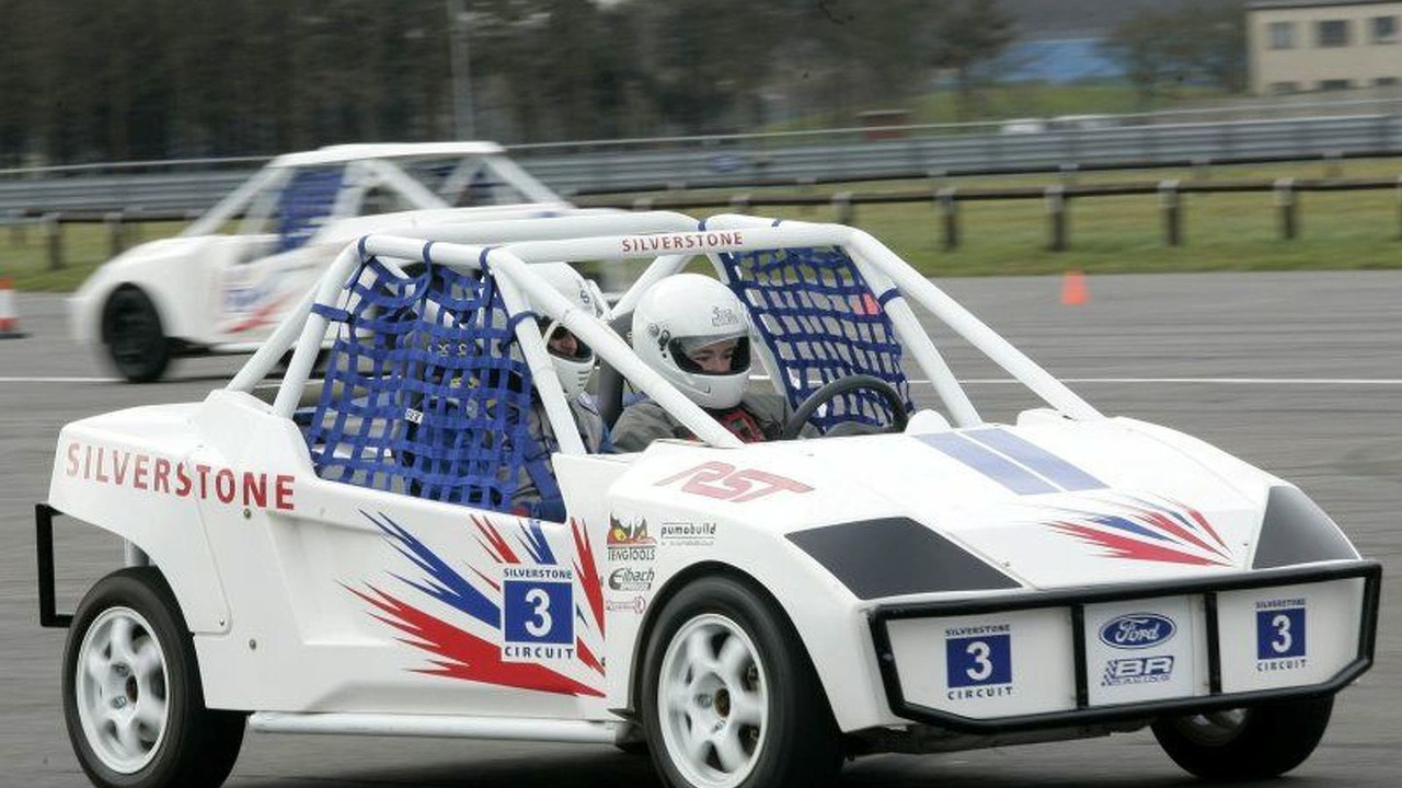 Ford Rally Academy at Silverstone