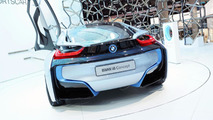 BMW i8 concept at Frankfurt - 15.9.2011