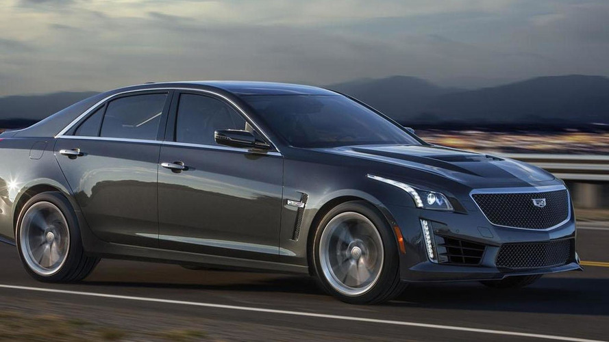 2016 Cadillac CTS-V to be priced from $83,995