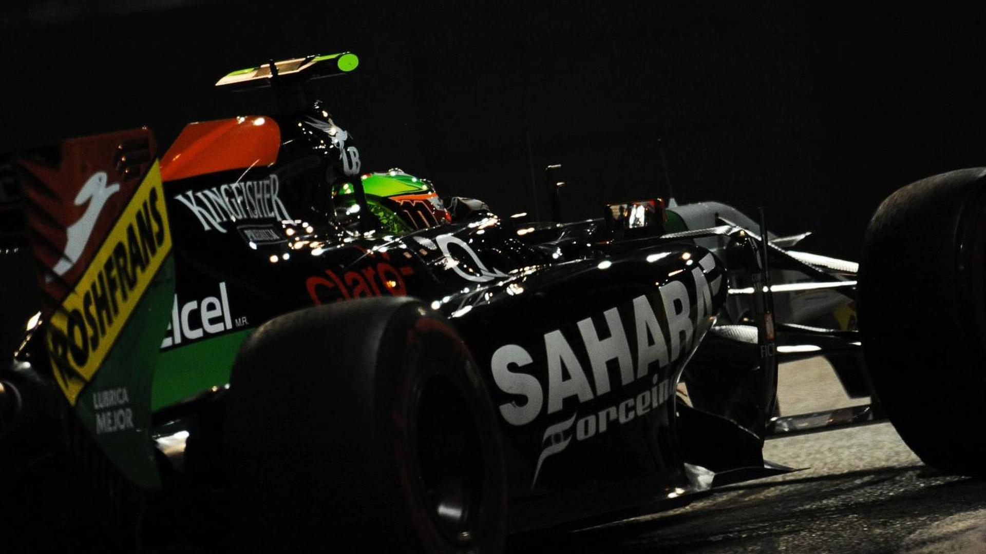 Force India turns to Toyota for wind tunnel