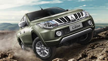 2015 Mitsubishi L200 confirmed for Geneva Motor Show