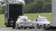 2016 Audi S4 Avant and S5 Coupe spy photo