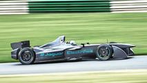 Jaguar Formula E tests