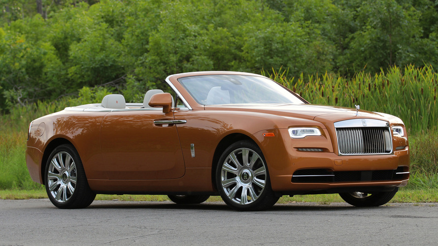 Second Drive: 2016 Rolls-Royce Dawn