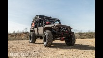 Starwood Motors 'Project Nomad' Jeep Wrangler