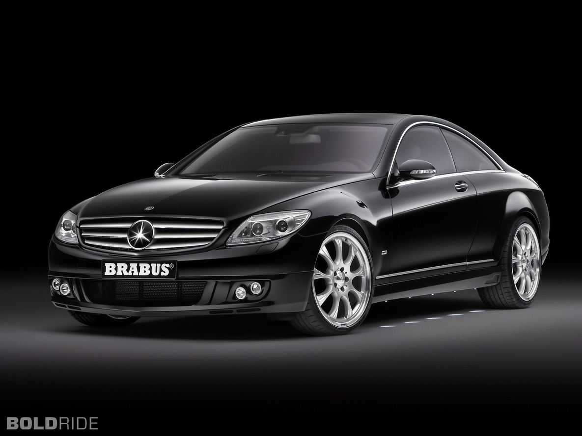 Brabus Mercedes-Benz SV12 S Biturbo Coupe