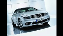 Mercedes-Benz CL-Class AMG styling