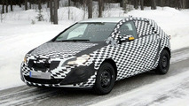 Next Generation Opel Astra Spied in Finland
