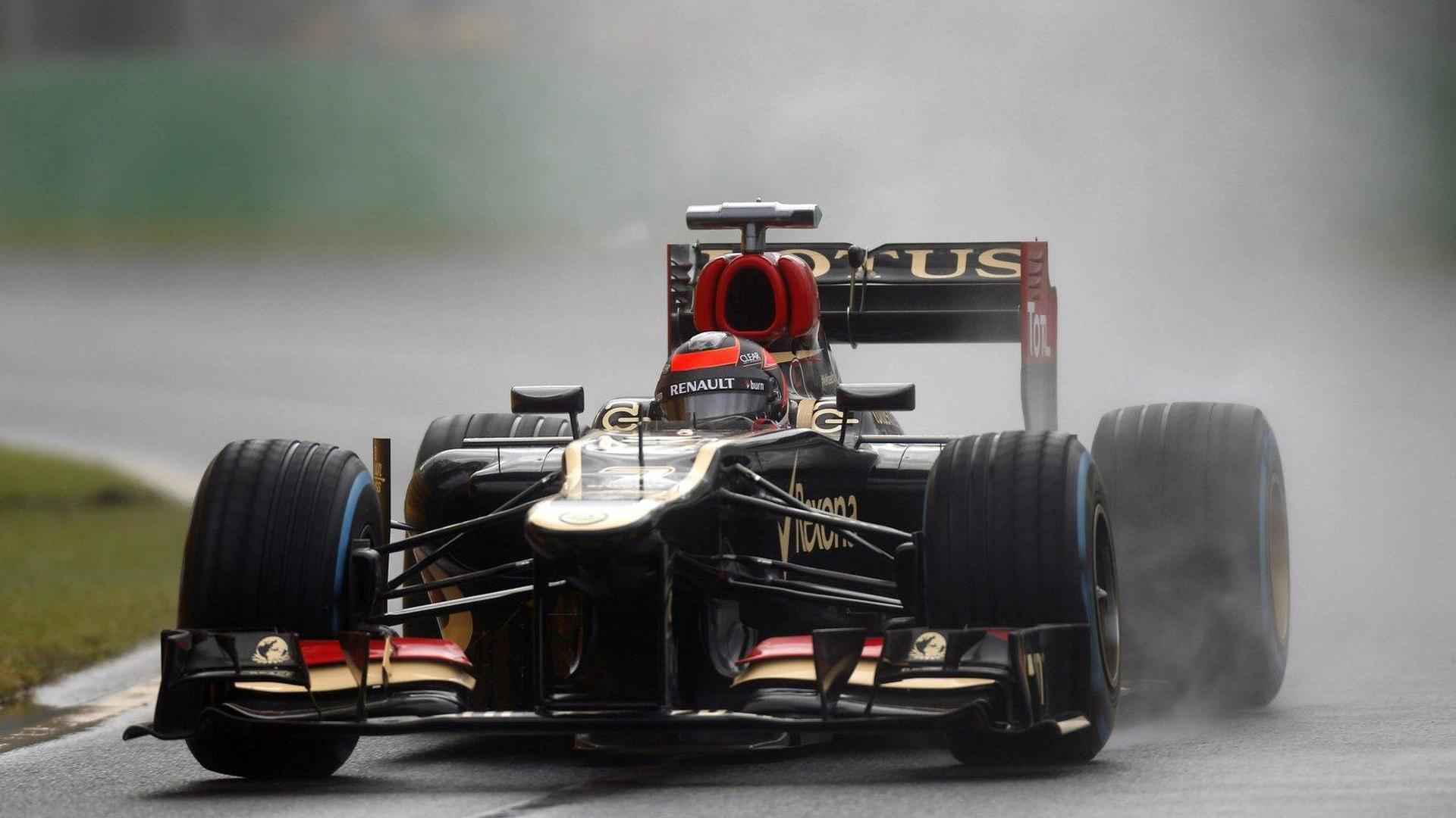 Melbourne set for Sunday qualifying after washout