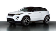 Range Rover Evoque Black Pack introduced in Geneva