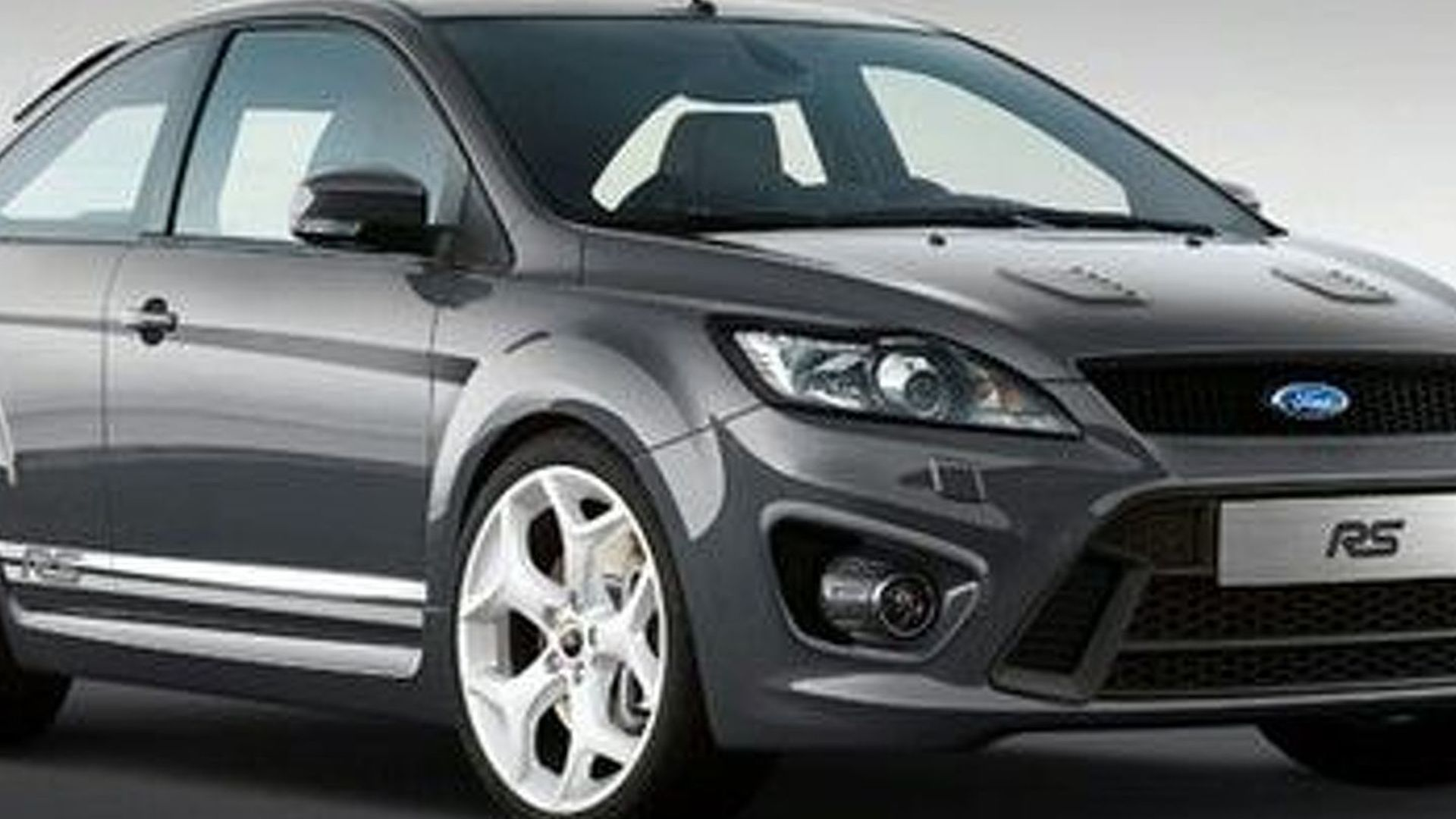 Ford Focus RS Concept Headed for London