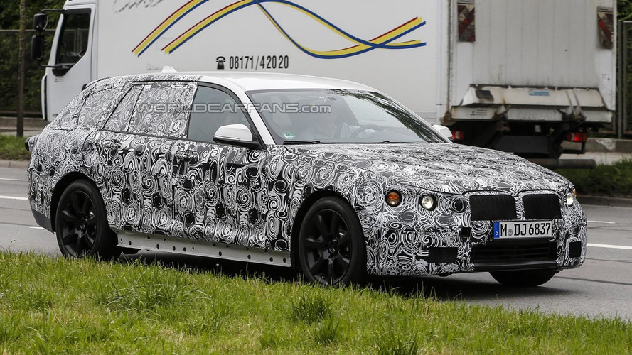 Next-gen BMW 5-Series spied for the first time