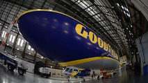 Goodyear launches new blimp, will fly from summer of 2014