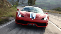 Fiat Chrysler Automobiles announces plans to separate Ferrari from FCA